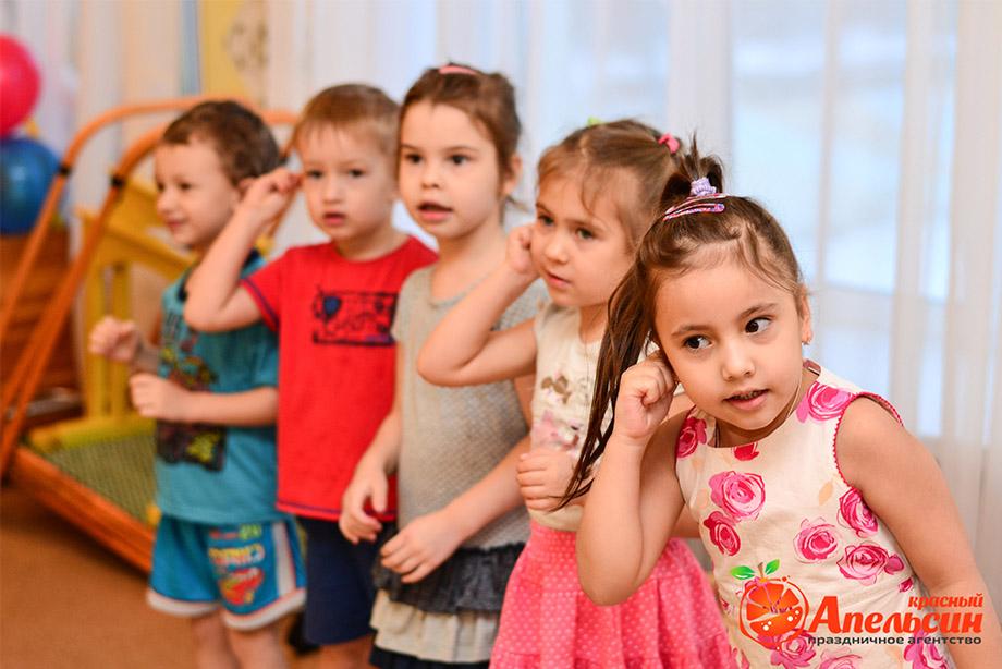 аниматоры детский праздник на дому