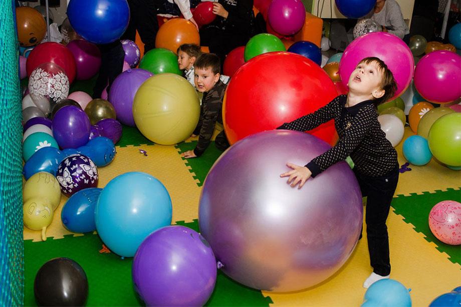 шар шоу в Челябинске