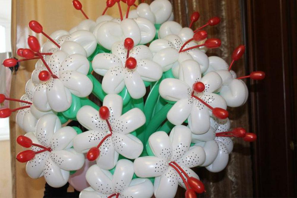 букеты из шаров в Челябинске